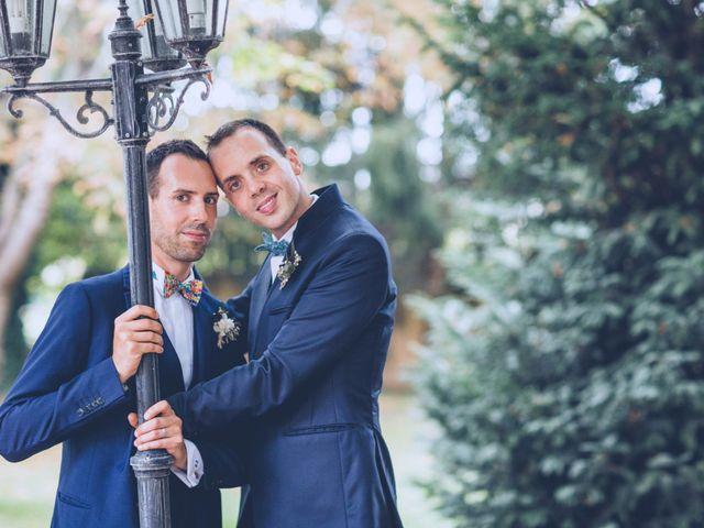 Le mariage de Arnaud et Ludovic à Lormont, Gironde 22