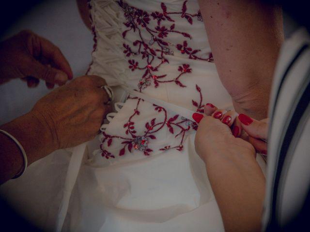 Le mariage de Alain et Sandrine à Azille, Aude 4