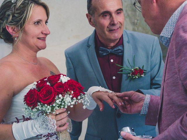 Le mariage de Alain et Sandrine à Azille, Aude 5