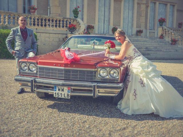 Le mariage de Alain et Sandrine à Azille, Aude 7