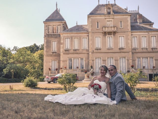 Le mariage de Alain et Sandrine à Azille, Aude 8