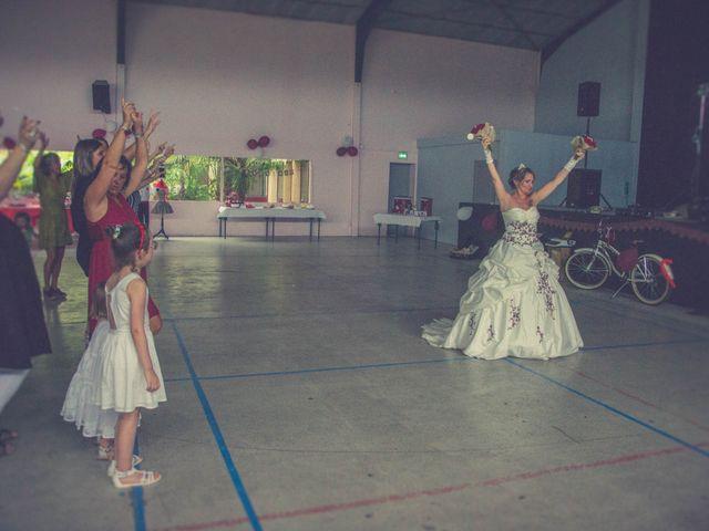Le mariage de Alain et Sandrine à Azille, Aude 16