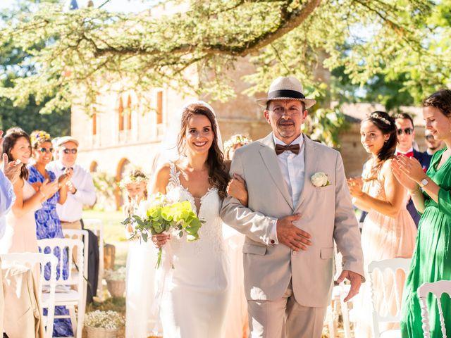 Le mariage de Edgard et Manon à Aussonne, Haute-Garonne 58