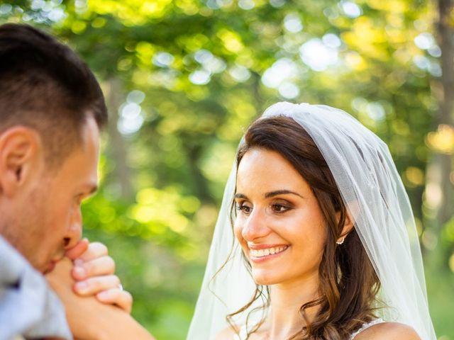 Le mariage de Edgard et Manon à Aussonne, Haute-Garonne 81
