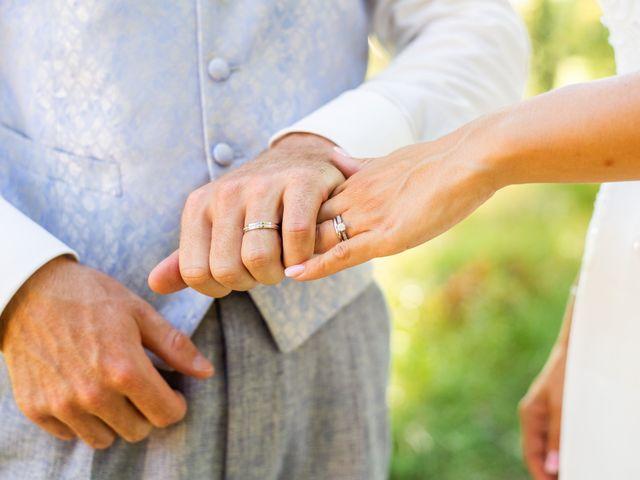 Le mariage de Edgard et Manon à Aussonne, Haute-Garonne 83