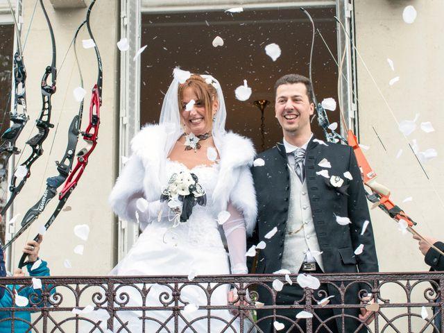 Le mariage de Arnaud et Stéphanie à Villiers-sur-Marne, Haute-Marne 2