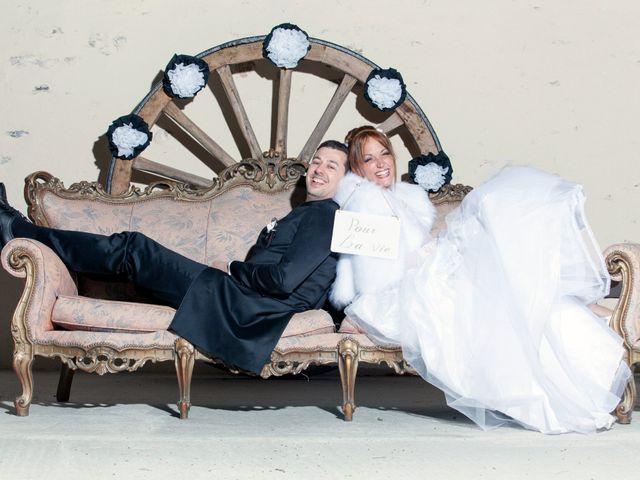 Le mariage de Stéphanie et Arnaud