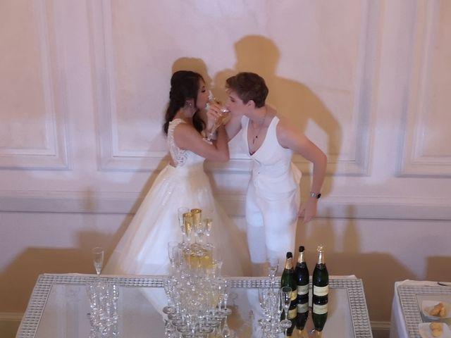 Le mariage de Deborah  et Clothilde