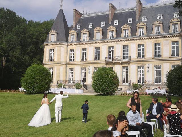 Le mariage de Clothilde  et Deborah  à Santeny, Val-de-Marne 3