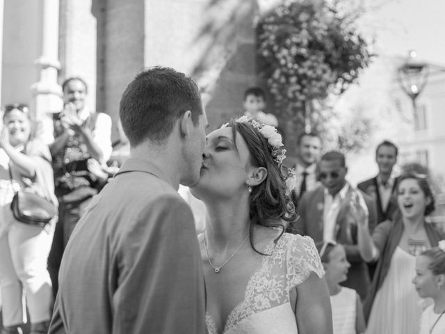 Le mariage de Jean-Baptiste et Charlène à Roanne, Loire 24