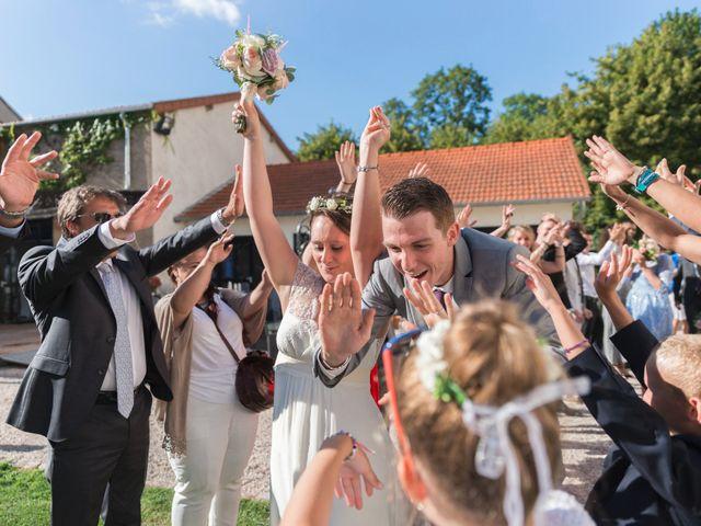 Le mariage de Jean-Baptiste et Charlène à Roanne, Loire 39