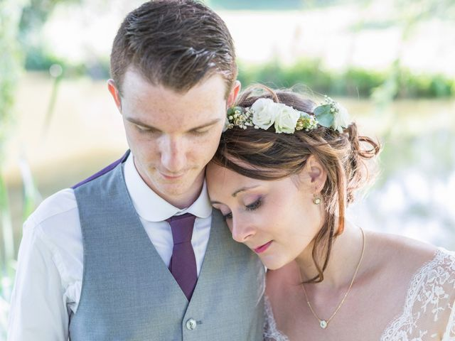Le mariage de Charlène et Jean-Baptiste