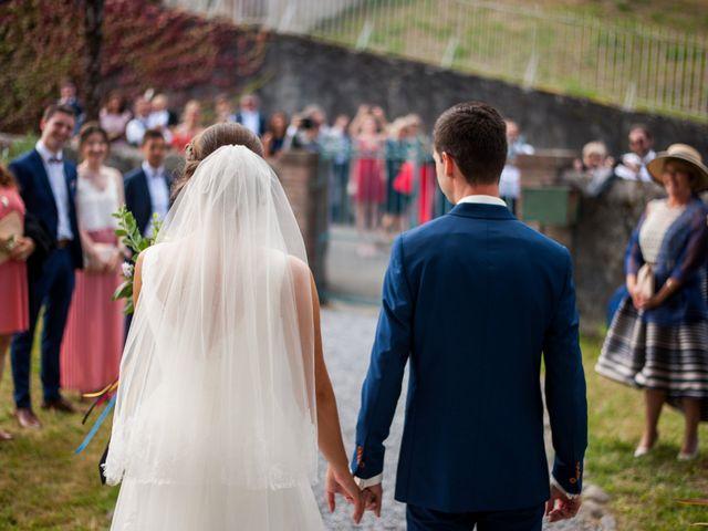 Le mariage de Romain et Diane à Arbus, Pyrénées-Atlantiques 25
