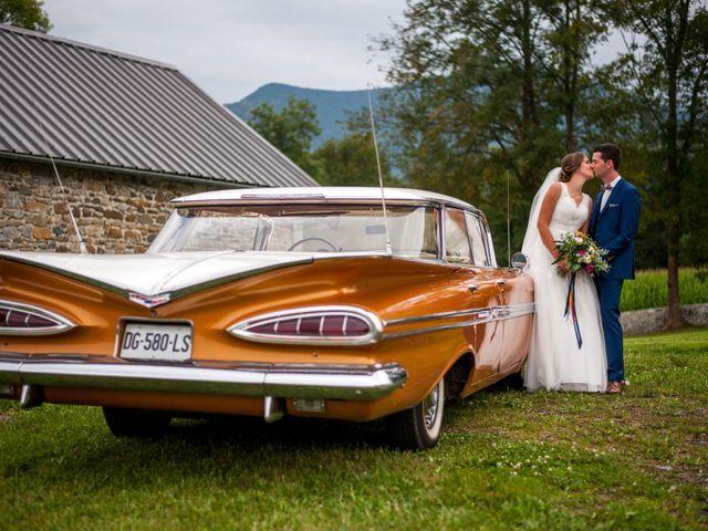 Le mariage de Romain et Diane à Arbus, Pyrénées-Atlantiques 47