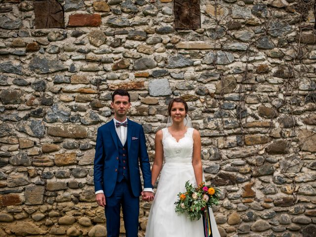 Le mariage de Diane et Romain