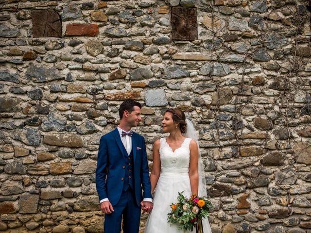 Le mariage de Romain et Diane à Arbus, Pyrénées-Atlantiques 50
