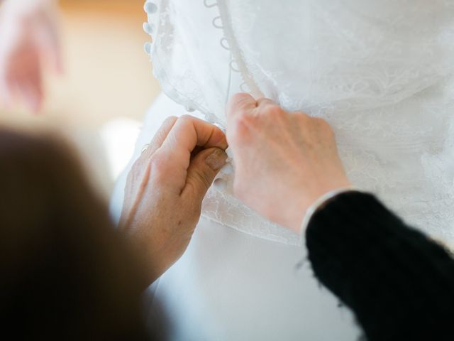Le mariage de Antoine et Lauriane à Autrans, Isère 13
