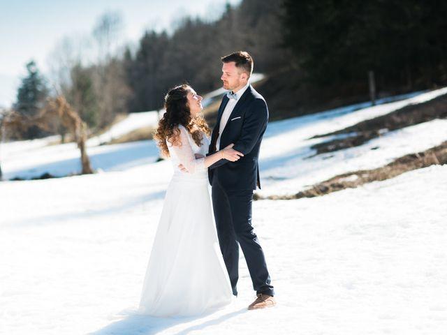 Le mariage de Antoine et Lauriane à Autrans, Isère 11