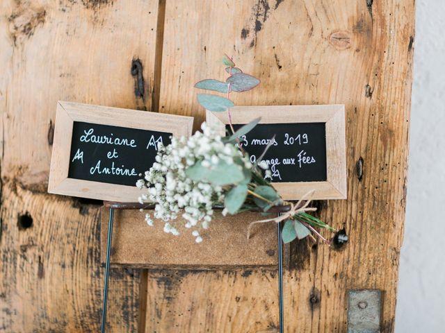Le mariage de Antoine et Lauriane à Autrans, Isère 10