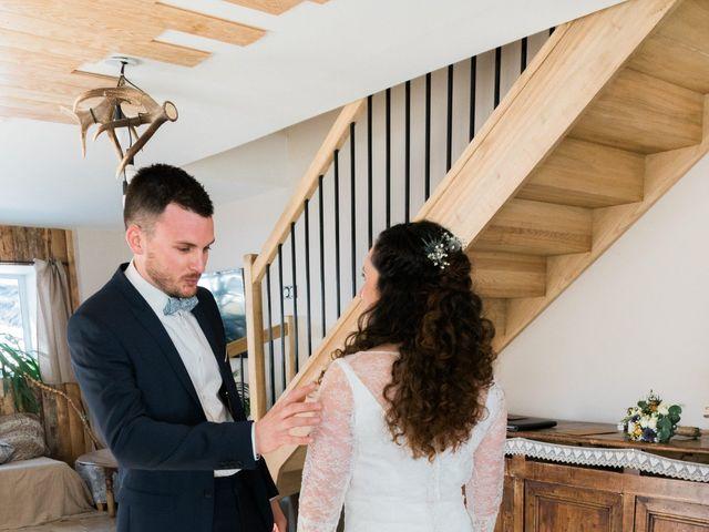 Le mariage de Antoine et Lauriane à Autrans, Isère 29