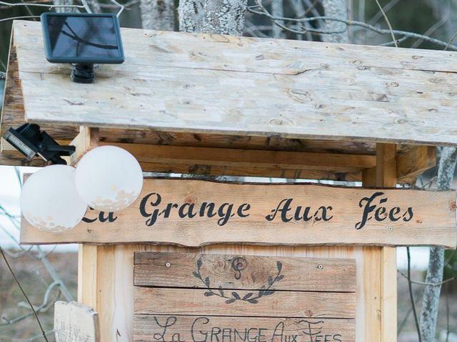 Le mariage de Antoine et Lauriane à Autrans, Isère 22