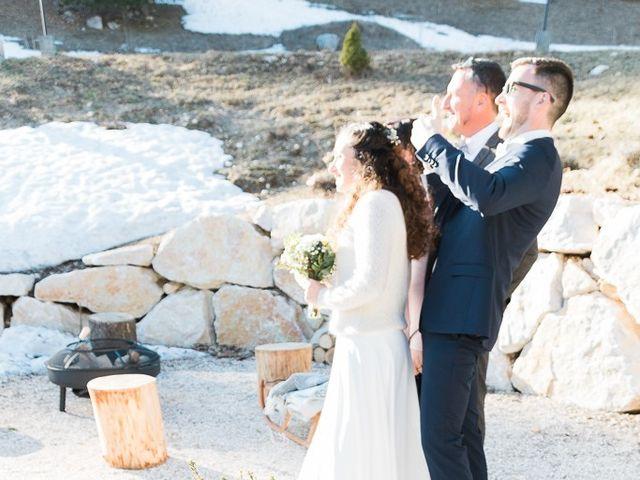 Le mariage de Antoine et Lauriane à Autrans, Isère 20