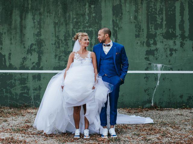 Le mariage de Guillaume et Erika à Champigny-sur-Marne, Val-de-Marne 11