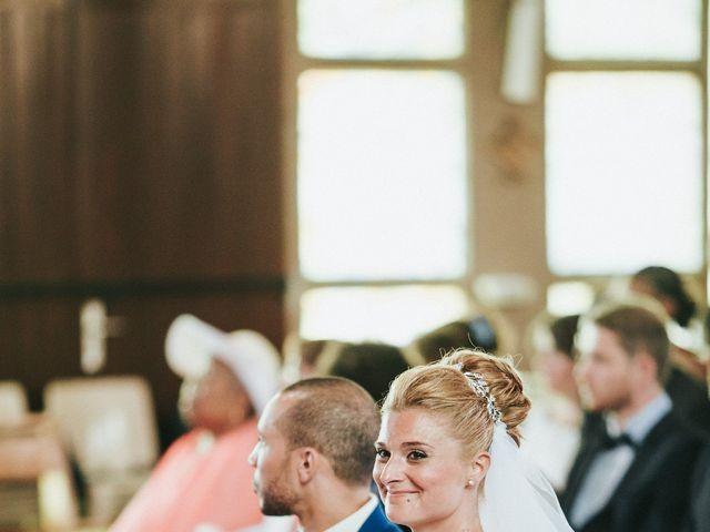 Le mariage de Guillaume et Erika à Champigny-sur-Marne, Val-de-Marne 12