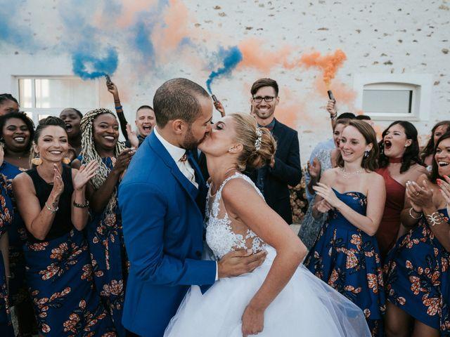Le mariage de Guillaume et Erika à Champigny-sur-Marne, Val-de-Marne 16