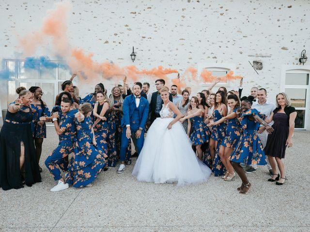 Le mariage de Guillaume et Erika à Champigny-sur-Marne, Val-de-Marne 17
