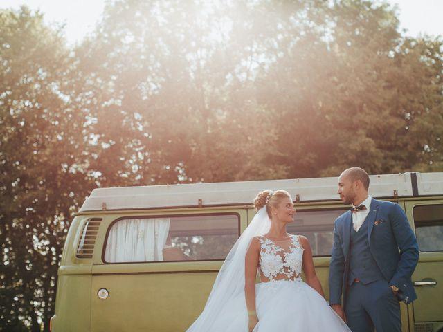Le mariage de Guillaume et Erika à Champigny-sur-Marne, Val-de-Marne 19