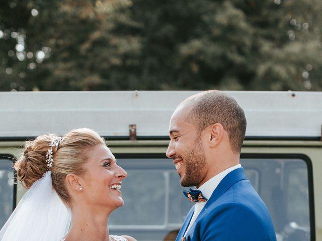 Le mariage de Guillaume et Erika à Champigny-sur-Marne, Val-de-Marne 21