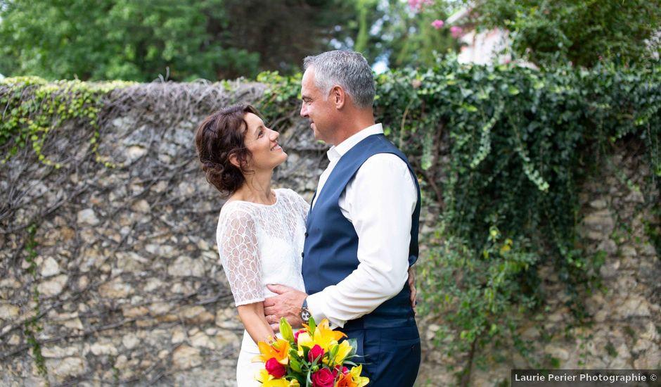 Le mariage de Gilles et Céline à Mont-de-Marsan, Landes