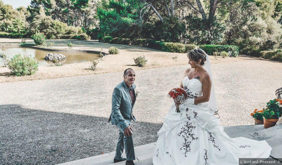 Le mariage de Alain et Sandrine à Azille, Aude