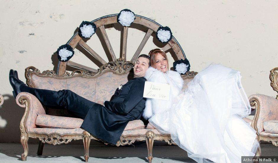 Le mariage de Arnaud et Stéphanie à Villiers-sur-Marne, Haute-Marne