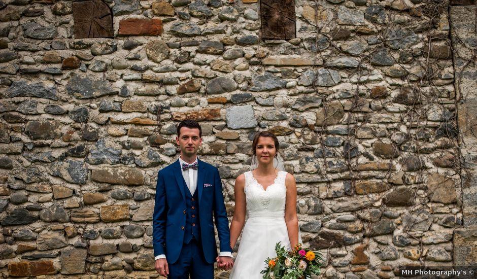 Le mariage de Romain et Diane à Arbus, Pyrénées-Atlantiques