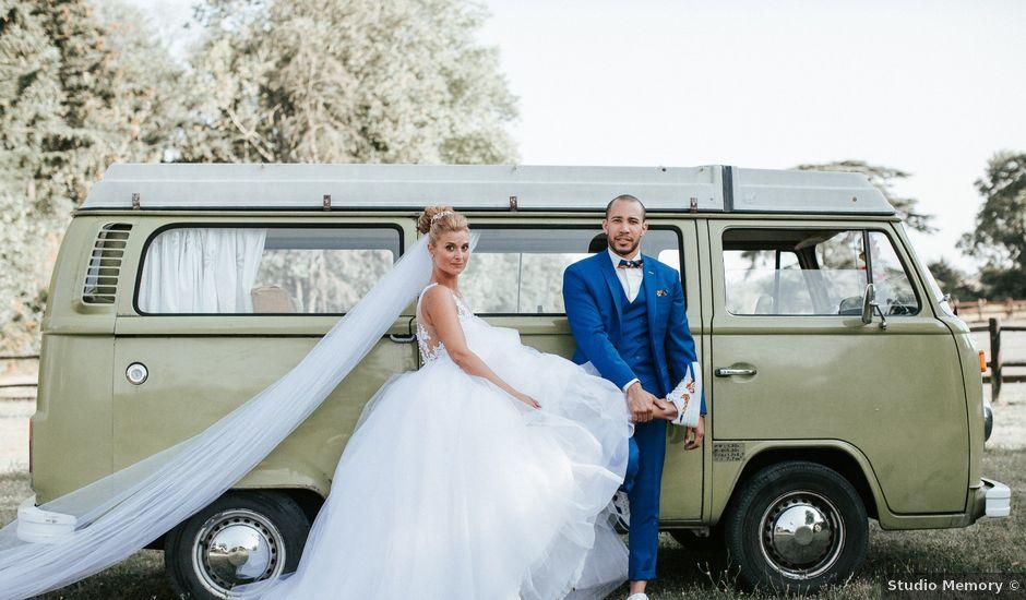 Le mariage de Guillaume et Erika à Champigny-sur-Marne, Val-de-Marne