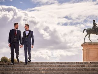 Le mariage de Ludovic et Fabien