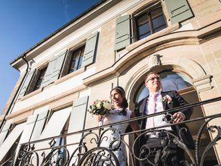 Le mariage de Lara et Jorge