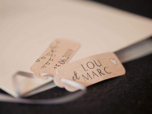 Le mariage de Marc et Lou à Bordeaux, Gironde 5