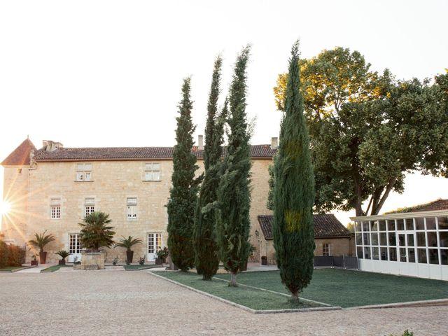 Le mariage de Marc et Lou à Bordeaux, Gironde 2