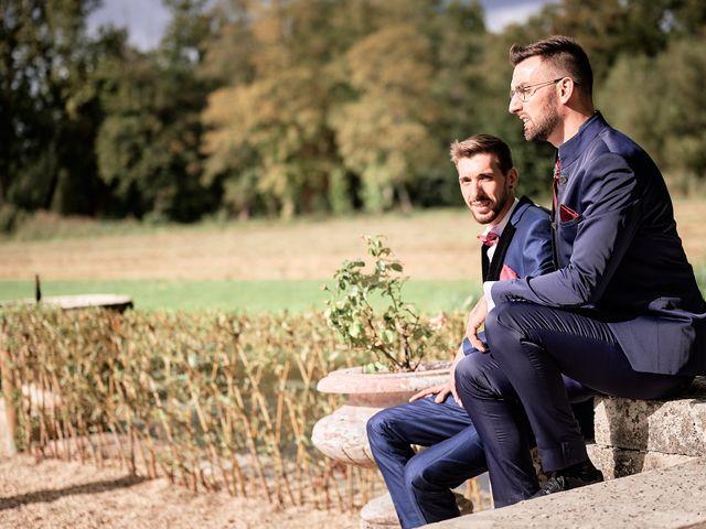 Le mariage de Fabien et Ludovic à Chantilly, Oise 4