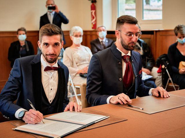 Le mariage de Fabien et Ludovic à Chantilly, Oise 9
