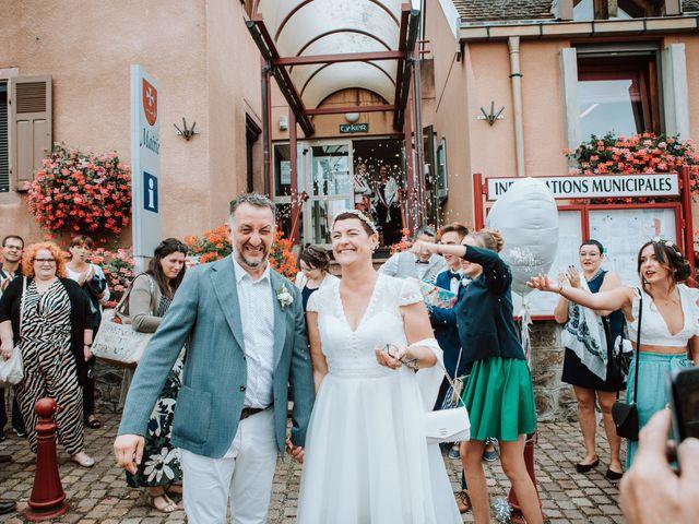 Le mariage de Sébastien et Virginie à Orschwihr, Haut Rhin 1