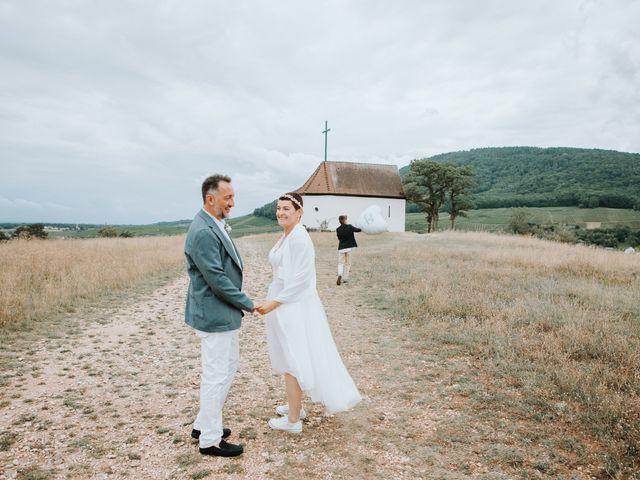Le mariage de Sébastien et Virginie à Orschwihr, Haut Rhin 2