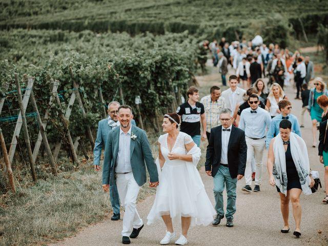 Le mariage de Sébastien et Virginie à Orschwihr, Haut Rhin 5