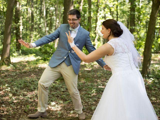Le mariage de Aude-Marie et Davie