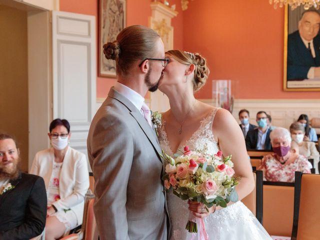 Le mariage de Jérémy et Marion à Barentin, Seine-Maritime 20