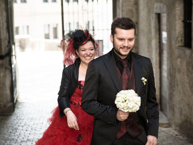 Le mariage de Florian et Stéphanie à Chambéry, Savoie 3