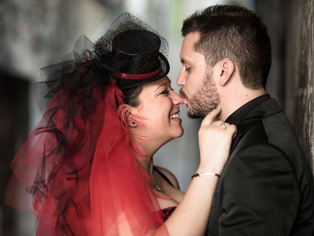 Le mariage de Florian et Stéphanie à Chambéry, Savoie 6